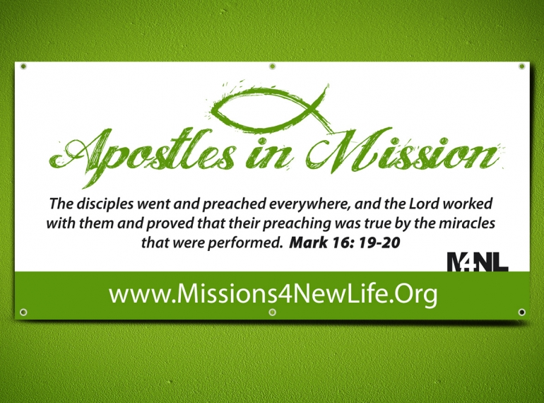 Apostles in Mission